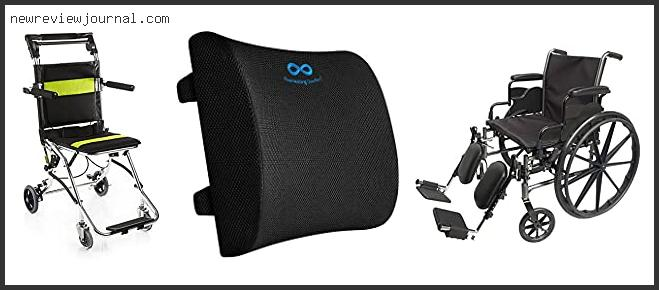 Best #10 – Most Comfortable Wheelchair For Elderly Reviews With Products List