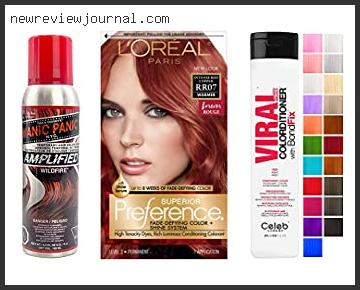 Best Professional Red Hair Color