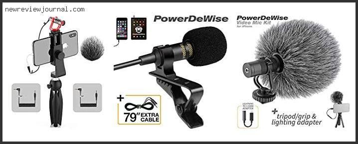 Buying Guide For Best External Mic For Iphone In [2020]