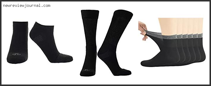 Top 10 Best Socks For Diabetic Neuropathy Reviews With Scores