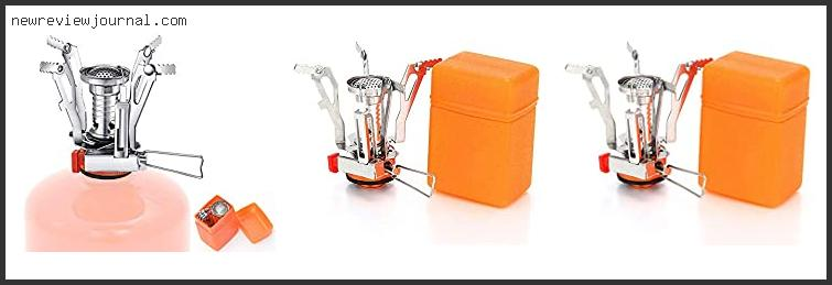 Best Portable Stove For Backpacking