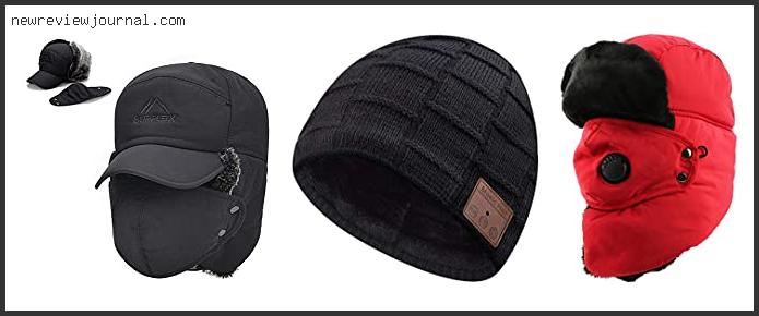 Cool Winter Hats For Men