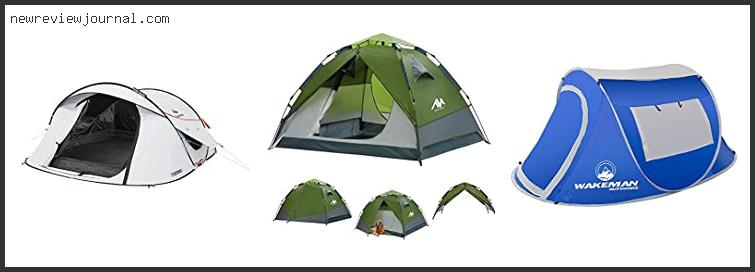 Two Man Pop Up Tent