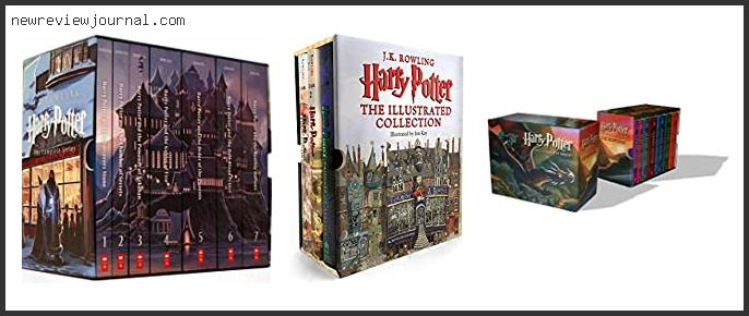Top 10 Harry Potter Complete Book Series Special Edition Boxed Set Reviews With Scores