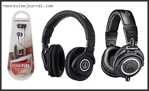 Best #10 – Audio Technica Ath Anc23 Review Based On Scores