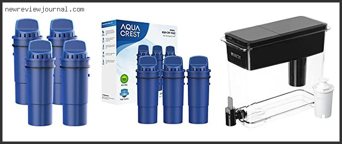 Top 10 Pur Water Filter 18 Cup Based On Scores