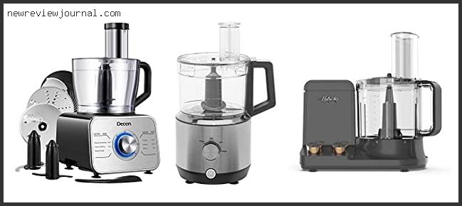 10 Best Braun Fp3020 12 Cup Food Processor With Buying Guide