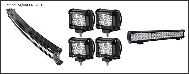 Deals For Cree Led Light Bar Review In [2021]