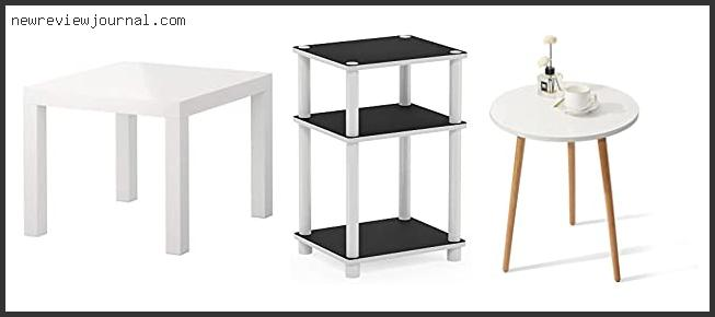 Top 10 Best Ikea Side Tables Reviews With Scores