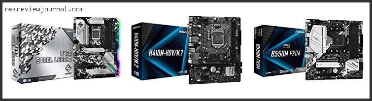 Best Motherboard With Processor