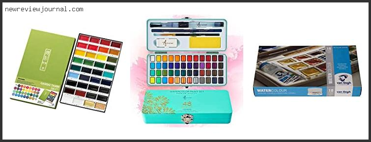 Buying Guide For Best Professional Watercolor Set With Expert Recommendation