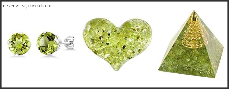 Top 10 Best Peridot Stones Reviews For You