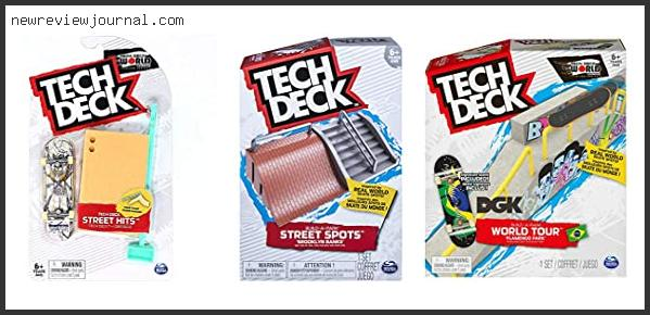 Deals For Best Tech Deck Ramps Based On Scores