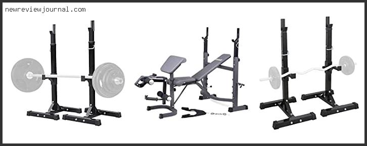 Top 10 Best Weight Bench With Squat Rack Reviews With Scores
