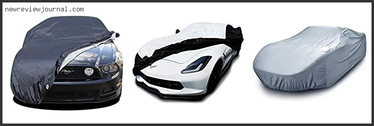 Buying Guide For Best Custom Car Covers Reviews With Products List