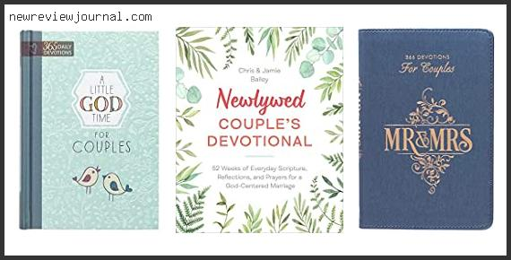 Deals For Best Devotional For Newlyweds Reviews With Scores