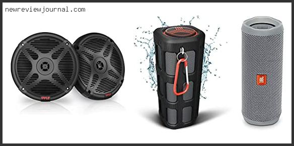 Deals For Best Waterproof Bluetooth Speakers For Boat – To Buy Online