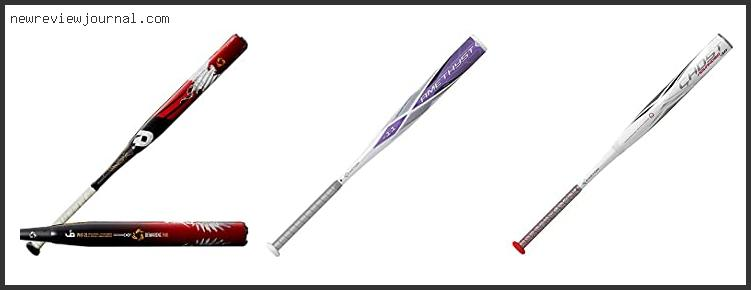 Top #10 End Loaded Fastpitch Softball Bat With Buying Guide