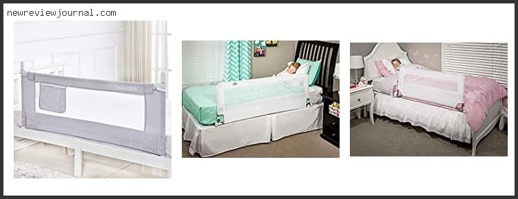 Top #10 Baby Bed Rails For Queen Size Bed In [2020]