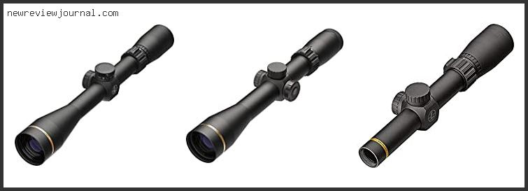 Best #10 – Leupold Vx-freedom Review Based On Customer Ratings