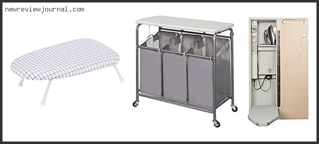 Top #10 Ironing Board Table With Storage Based On Customer Ratings