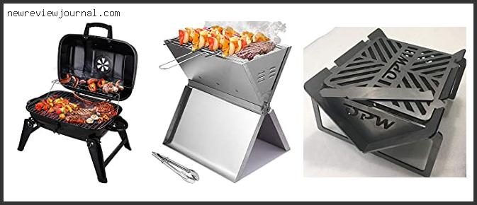 Portable Charcoal Grills For Camping