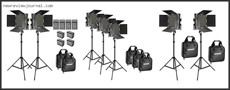 Deals For Best Led Lights For Video Production Reviews With Products List