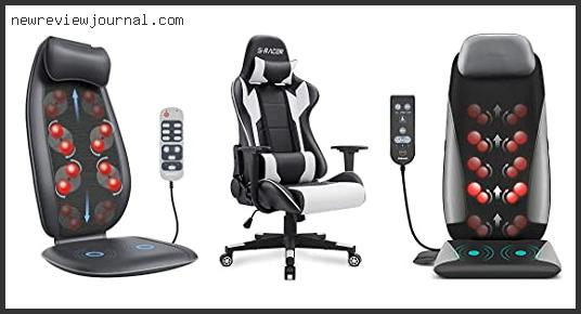 Top 10 Best Chair For Neck Pain Based On Scores