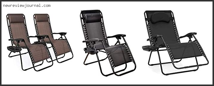 Buying Guide For Best Anti Gravity Lounge Chair With Buying Guide