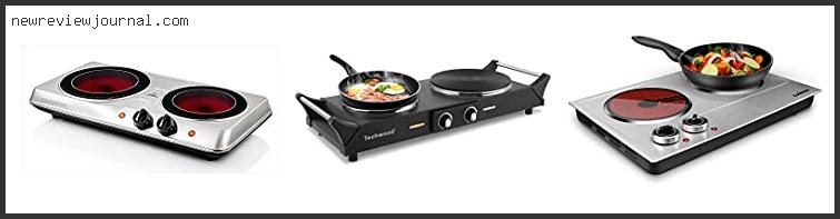 Top 10 2 Burner Electric Cooktop Canadian Tire Reviews With Products List