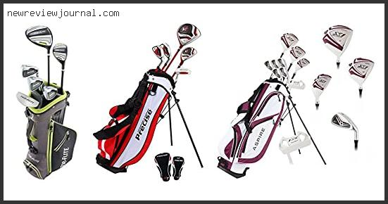 Top Best Top Flight Golf Club Sets Based On Customer Ratings