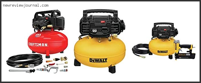 Top Best Dewalt 60v Air Compressor Bare Tool Reviews With Products List