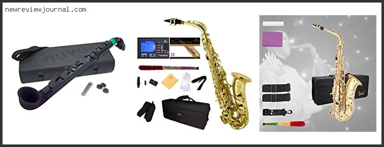 Top Best Alto Saxophone For Beginners