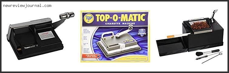 Deals For Top O Matic Cigarette Machine Parts Based On Customer Ratings