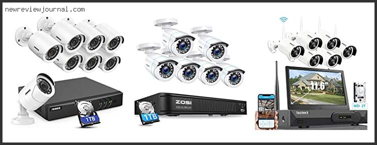 Best 6 Camera Security System