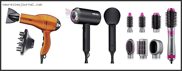 Buying Guide For Top 5 Hair Dryer Brands Reviews With Products List