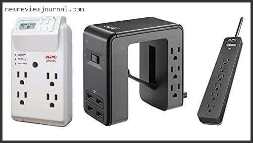 Apc 4 Outlet Surge Protector