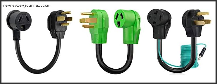 30 Amp 4 Prong To 3 Prong Dryer Adapter