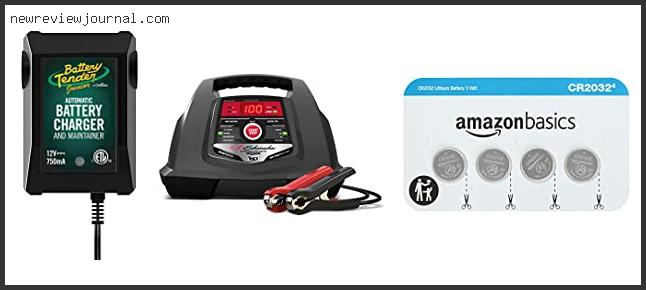 Top Best Guild Replacement Battery Charger Reviews With Scores
