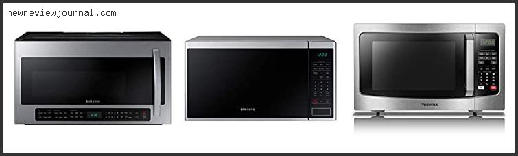 Deals For Samsung 1.8 Cu Ft Over The Range Microwave With Expert Recommendation