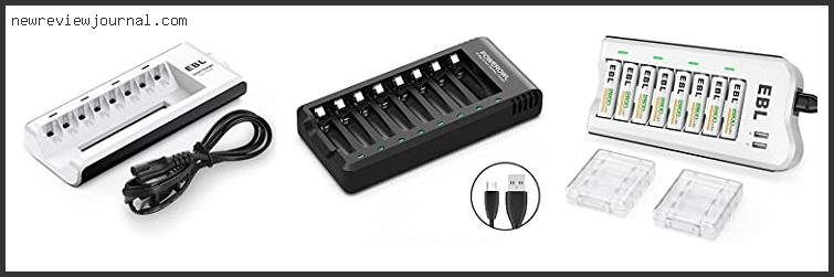Battery Charger For 8 Aa Batteries