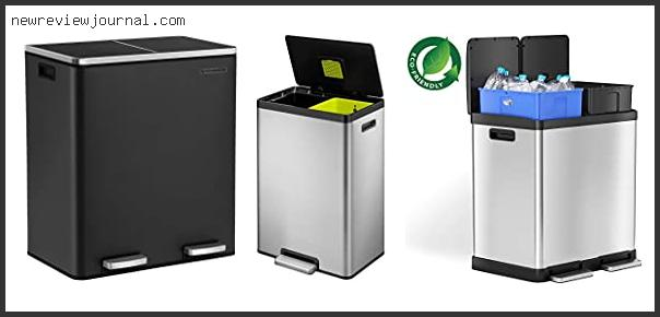 Best #10 – Dual Trash And Recycling Can Reviews For You