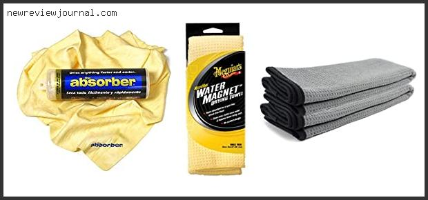 Deals For Best Drying Towel For Cars In [2020]
