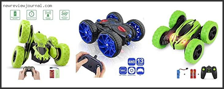 10 Best Remote Control Car Flip Over With Expert Recommendation