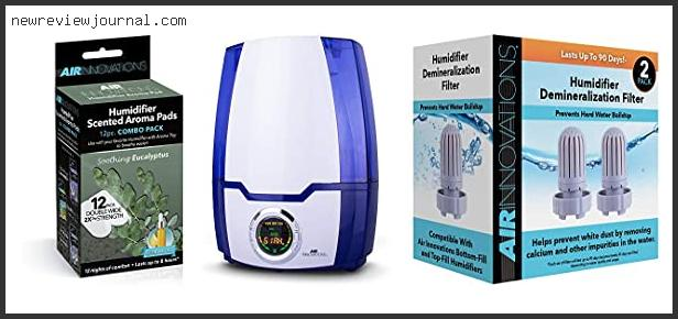 Top 10 Air Innovations Clean Mist Top Fill Humidifier With Aroma Tray In [2021]