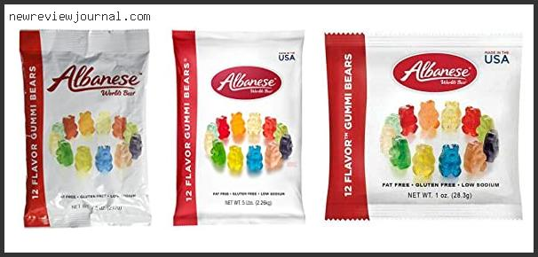 Top 10 Albanese Gummy Bears Review With Buying Guide