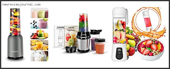 Buying Guide For Best Blenders For Smoothies With Frozen Fruit With Buying Guide