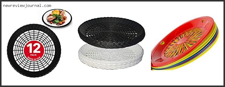 Best Deals For Plastic Plate Holders For Paper Plates Reviews With Scores