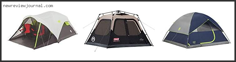 Top Best Camping Tent With Screen Room