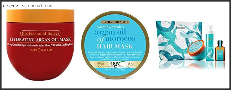 Top 10 Moroccan Oil Hair Mask Reviews With Scores